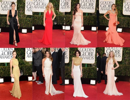 Golden Globes Best Dressed