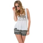 Billabong Moon Victory Crop Tank ($23) swell.com