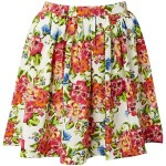 Therapy Floral print skirt ($22) houseoffraser.co.uk