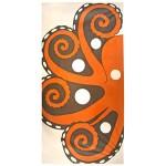 "Scarf: Thomas Paul, ""Almafi Octopus Scarf,"" $65"