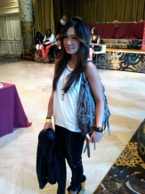 Photo: Jenna Salak Model: Shai Chung