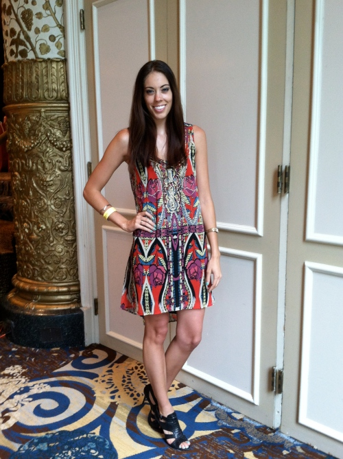 Model: Jenna Salak