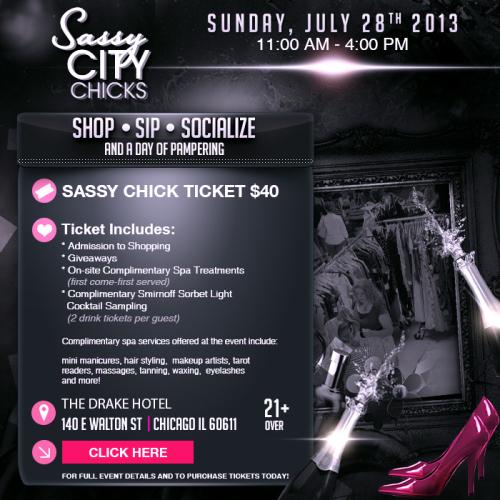 Sassy City Chicks Chicago