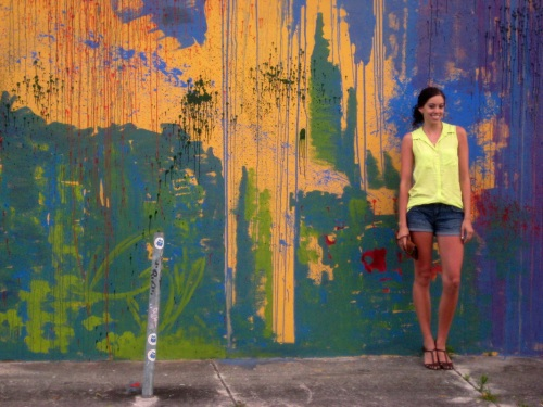 Photo: © Jenna Salak Model: Jenna Salak