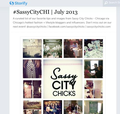 Sassy City Chicks