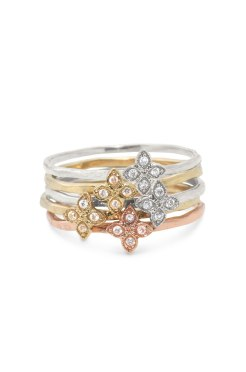 Morlay Stackable Rings $39
