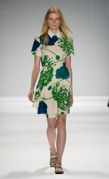 Vivienne Tam Spring 2014